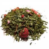 Thé vert Bio -Paradis sucré de Chine - 100 gr - Herboristerie du Valmont