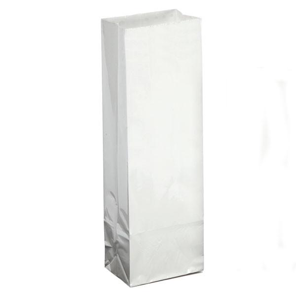 Pack de 100 sachet transparent 100 g - DIM 7x4x22cm - Conditionnement thé et tisanes