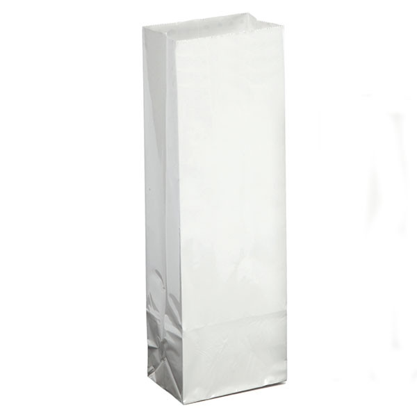 Pack de 100 sachets transparents 250 g - DIM 8x5x25cm - Conditionnement alimentaire