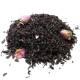 Thé Noir Mélange floral à Rose Bio 100 gr - Herboristerie du Valmont
