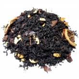 Thé noir Mélange fruité et floral - Choco - Orange - 100 gr - Herboristerie du Valmont