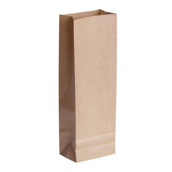 Lot de 5 sachets kraft sans fenêtre cello - DIM 29x9 cm