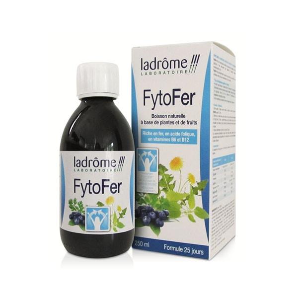 FytoFer 250 ml  (Formule 25 jours) - Ladrôme