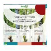 Coffret Drainage Détox Inégral Cure de 30 jours Bio - Herbalgem