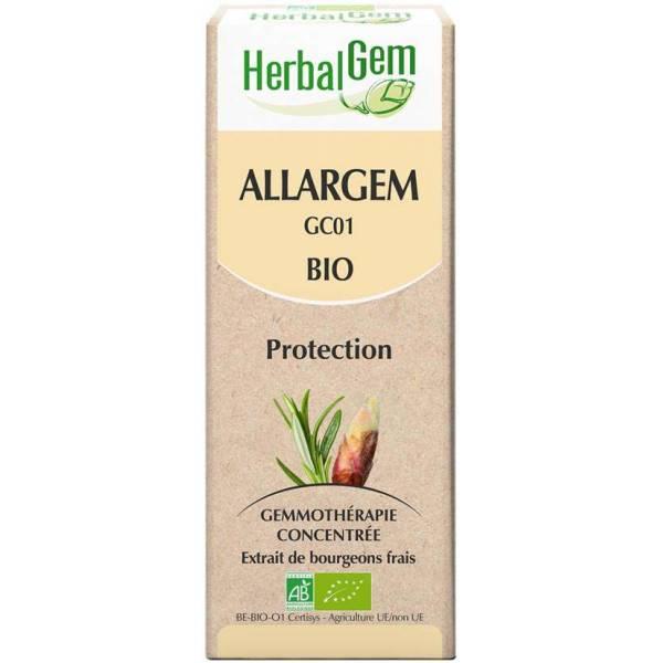 Allargem 50 ml Bio - Herbalgem - GC01