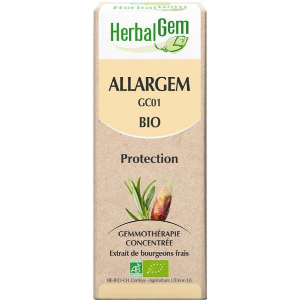 Allargem 50 ml Bio - Herbalgem - GC01