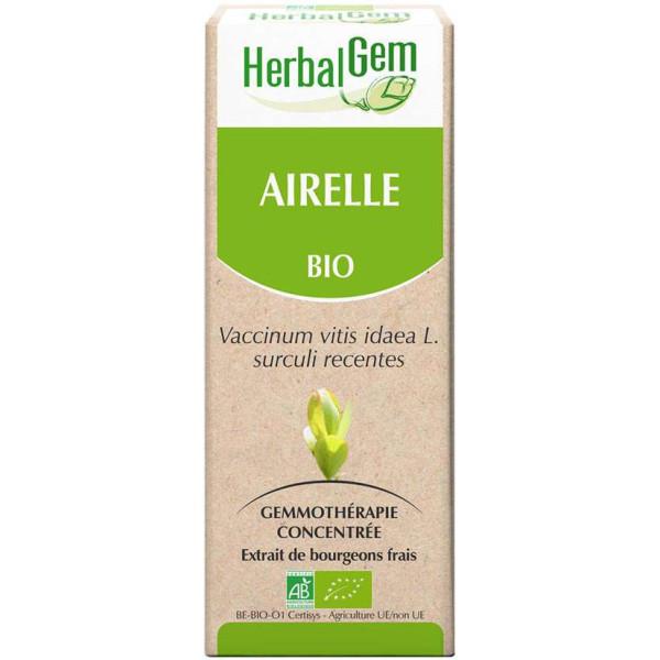 Airelle bourgeon 50 ml Bio - Herbalgem