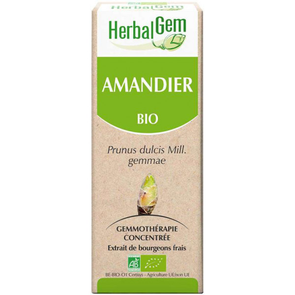 Amandier bourgeon 15 ml BIO- Herbalgem