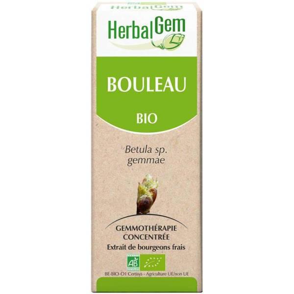 Bouleau bourgeon 15 ml Bio - Herbalgem