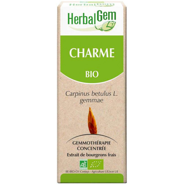 Charme bourgeon Bio 15 ml - Herbalgem