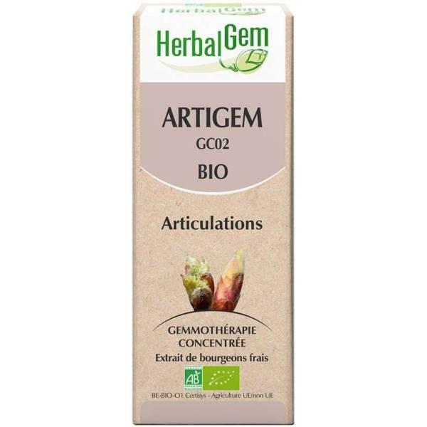 Artigem 15 ml Bio Herbalgem - GC02