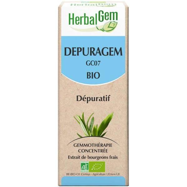 Dépuragem 50 ml Bio Herbalgem - GC07