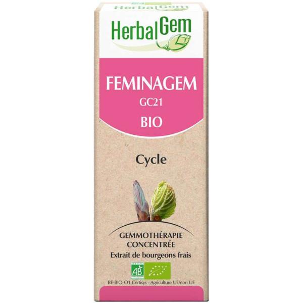 Feminagem 15 ml Bio - Herbalgem - GC21