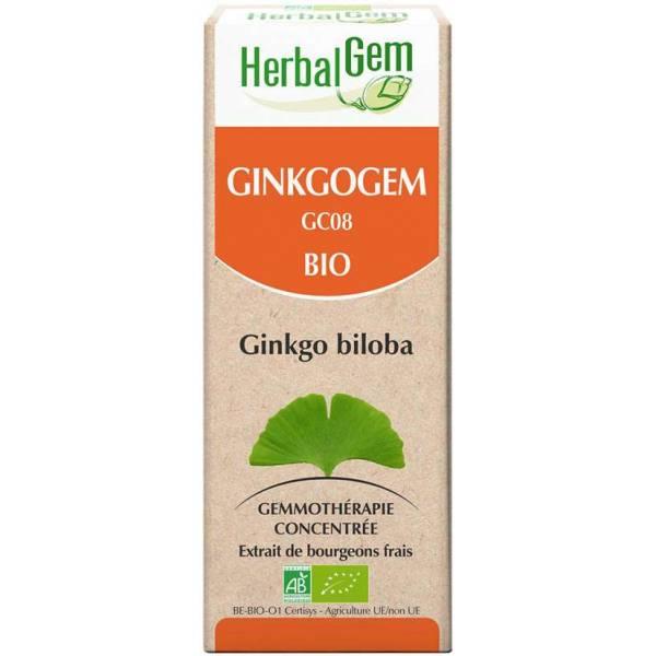 Ginkgogem 50 ml Bio - Herbalgem - GC08