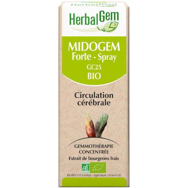 Midogem Forte Bio Spray 10 ml - Herbalgem - GC25