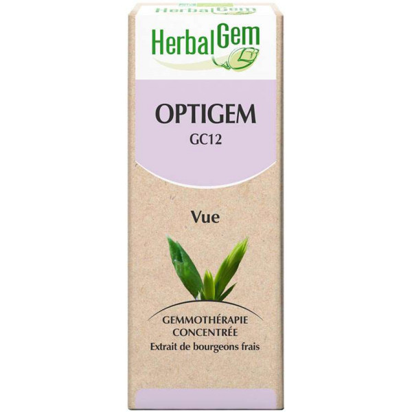 Optigem 15 ml - Herbalgem - GC12