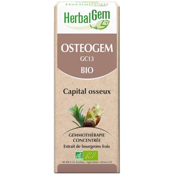 Ostéogem 15 ml Bio - Herbalgem - GC13