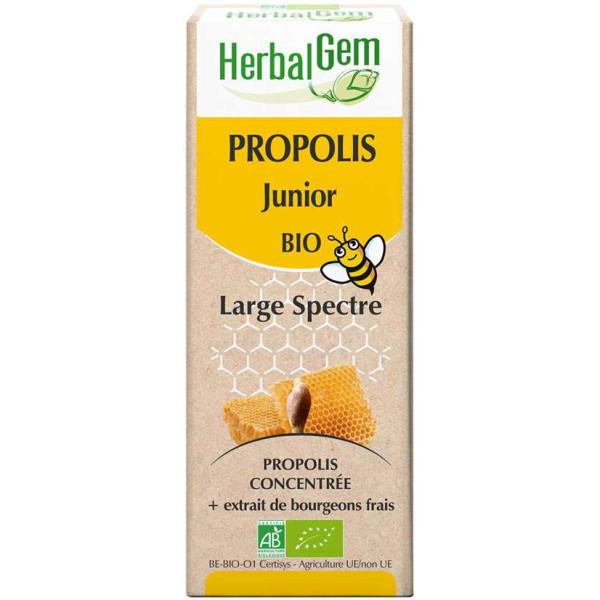 Teinture de propolis Junior 15 ml Bio - Herbalgem
