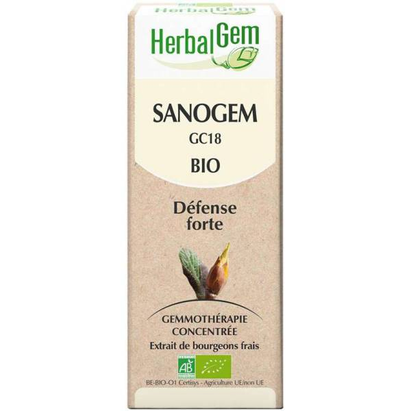 Sanogem 50 ml Bio - Herbalgem - GC18