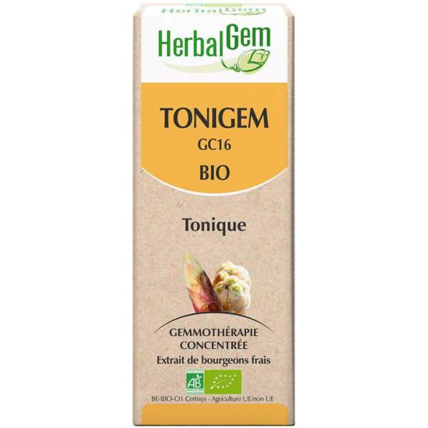 Tonigem 50 ml Bio - Herbalgem - GC16