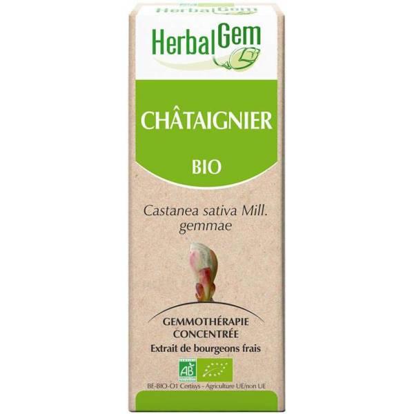 Chataignier bourgeon 50 ml BIO - Herbalgem