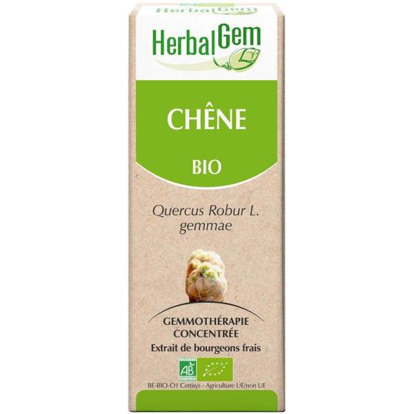 Chêne bourgeon 50 ml Bio - Herbalgem