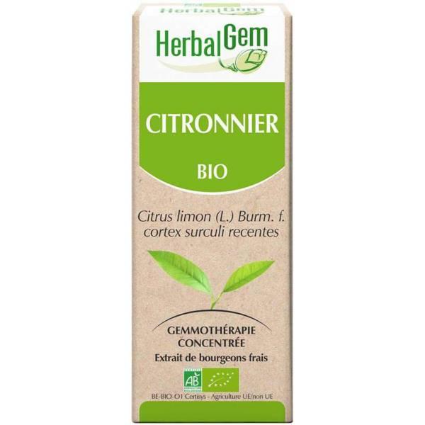 Citronnier bourgeon 50 ml Bio - Herbalgem