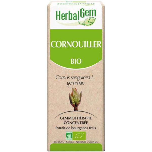 Cornouiller bourgeon 50 ml BIO - Herbalgem