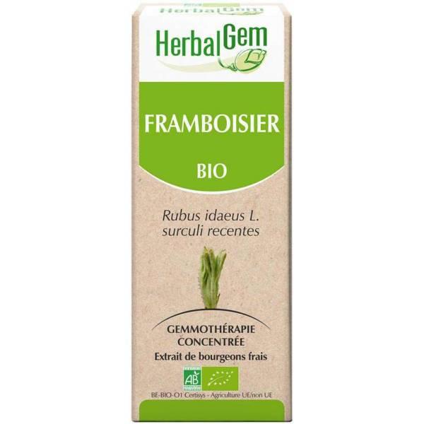 Framboisier bourgeon 50 ml Bio - Herbalgem