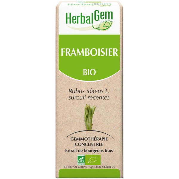Framboisier bourgeon 50 ml Bio - Herbalgem