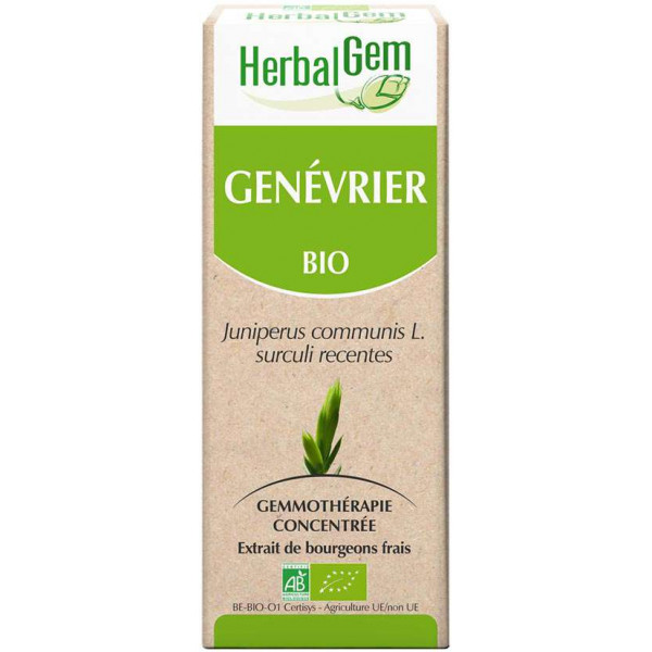 Genevrier bourgeon 50 ml Bio - Herbalgem