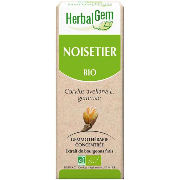 Noisetier  Bourgeons 50 ml Bio - Herbalgem