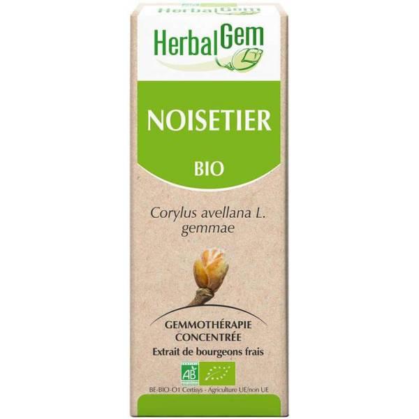 Noisetier  Bourgeons 15 ml Bio - Herbalgem