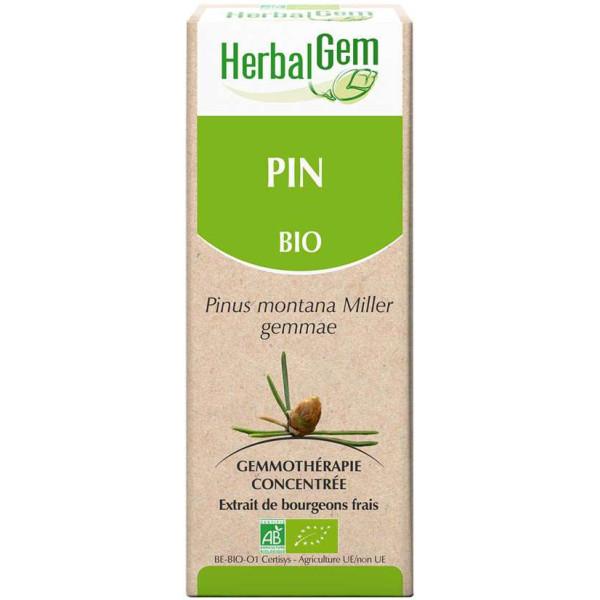 Pin bourgeon 50 ml Bio - Herbalgem