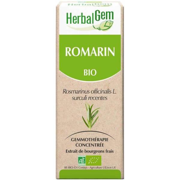 Romarin bourgeon 15 ml Bio - Herbalgem
