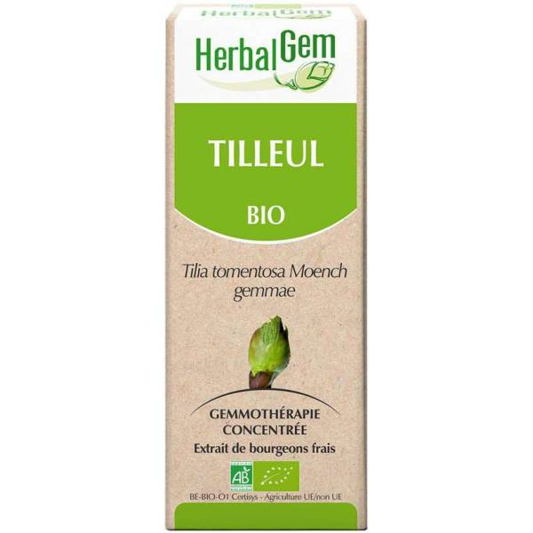 Tilleul bourgeon 15 ml Bio - Herbalgem