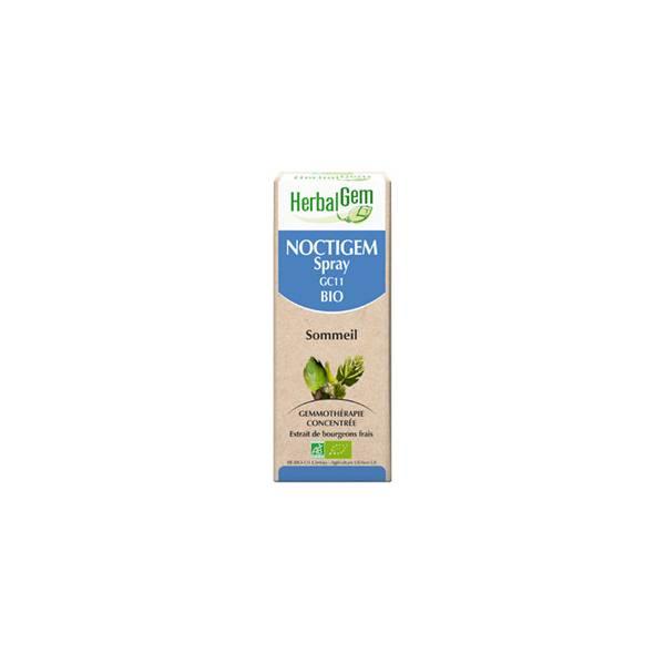 Noctigem spray 10 ml Bio - Herbalgem - GC11
