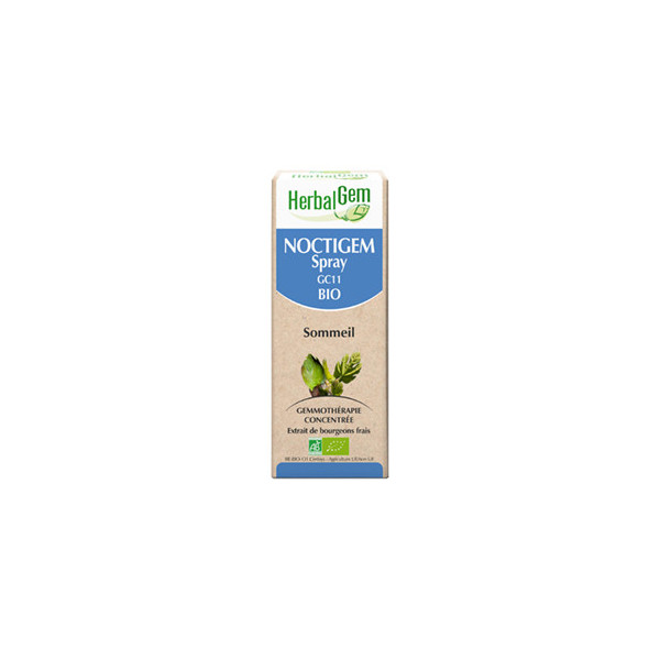 Noctigem spray 10 ml Bio - Herbalgem - GC11