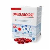 Omegaboost (omega-3 issus d'huile de krill) 60 capsules - Nutrissentiel