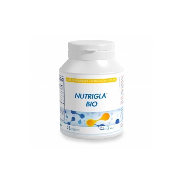 NutriGLA 500 mg bio 90 licaps végétales - Nutrissentiel