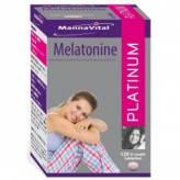 Melatonine Platinum 120 comprimés - Mannavital