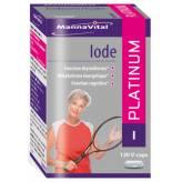 Iode Platinum 120 gélules végétales - Mannavital