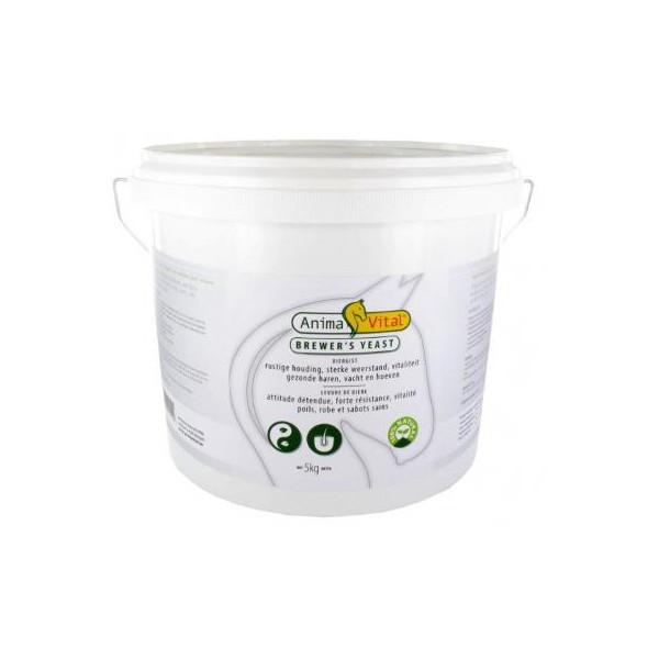 Levure de Bière pour Cheval 5 kg - Animavital
