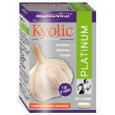 Kyolic Platinum 60 gélules végétales - Mannavital