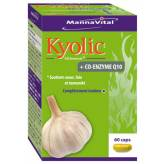 Kyolic + Co-Enzym Q10 60 gélules - Mannavital