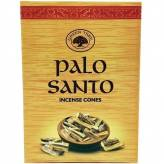 Palo Santo - Bois sacré Boite de 15 gr +/- 10 cônes - Green Tree