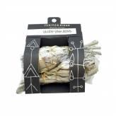 Sauge blanche (Salvia alpina) Bâton de fumigation modèle moyen