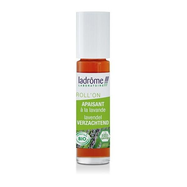 Roll'on Apaisant à l'huile essentielle de Lavande  Bio 10 ml - Ladrôme