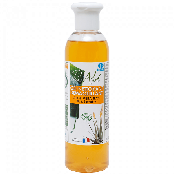 Gel Nettoyant à l'Aloe Vera 250 ml - Pur Aloé