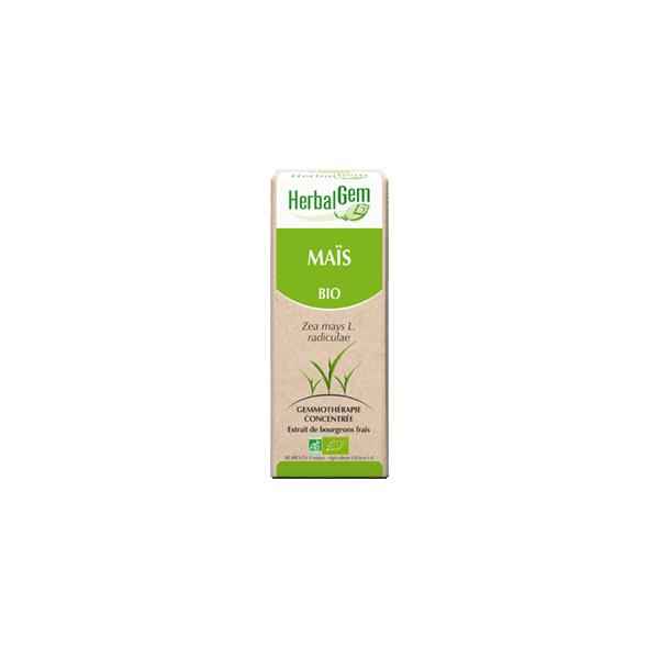 Maïs bourgeon 50 ml Bio - Herbalgem